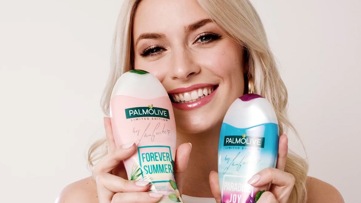 Palmolive Limited Edition – feat. Lena Gerke